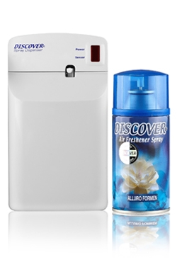 Discover Automatic Spray Dispenser SUPER SET